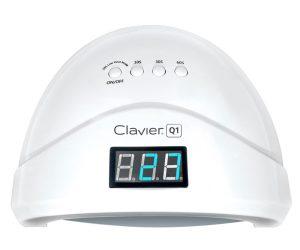 Lampa Led UV Clavier Q1 Hybrydy, Żele
